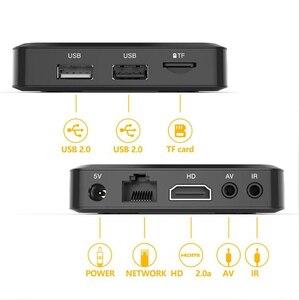 Image 3 - PK X96 mini – boîtier Smart TV S9 MINI, Android 9.0, Amlogic S905w Quad Core, 2 go/16 go, lecteur multimédia 4K avec WIFI 2.4 ghz et Google Play