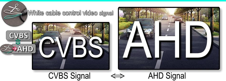 GreenYi 170 градусов 1920x1080P HD AHD Автомобильная камера заднего вида для Skoda Roomster Fabia Octavia Yeti Superb Audi A1 A3 Автомобиль|rear view camera|trunk handlehd ccd | АлиЭкспресс