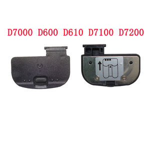 Image 5 - 10ピース/ロットバッテリードアカバーニコンD3000 D3100 D3200 D400 D40 D50 D60 D80 D90 D7000 D7100 D200 D300 d300S D700カメラ修理
