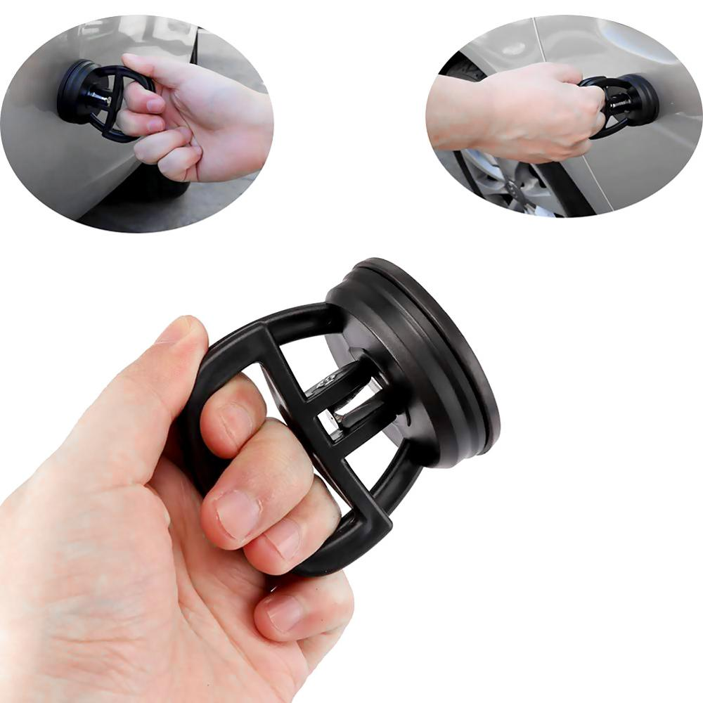 Mini Car Dent Remover Puller Auto Body Dent Removal Tools Strong Suction Cup Car Repair Kit Glass Metal Lifter Locking Useful