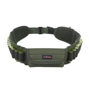 Image 1 - Tourbon Accessori Per Armi Da Caccia Tactical Shotgun 12/16/20 calibro Ammo Conchiglie Bandoliera Cartuccia Della Cinghia del Supporto di 20 Giri di Nylon