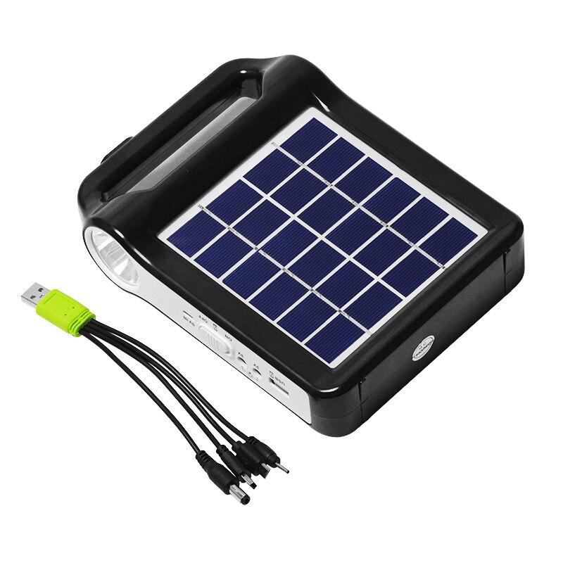 6v painel solar de energia usb carregador 01