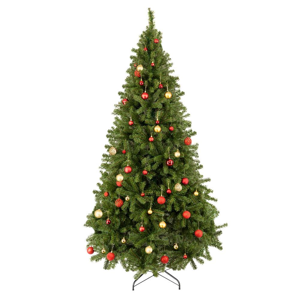 7,5 ПВХ Рождественская елка arbol de navidad 1450 ветка елки рождественские украшения arvore de natal choinka в наличии США