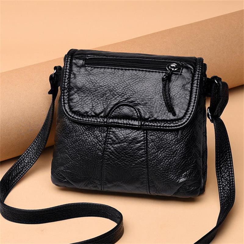 Luxury Handbags Women Bags Casual Small Shoulder Bags Spain Brand Hand Bag Soft Leather Crossbody Bags For Women 2020 New Clutch