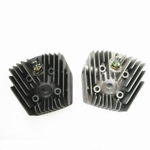 Motorrad Zylinderkopf für PEUGEOT PGT46 65,3 cc airsal T6 103 104 105 Rcx Sp Spx