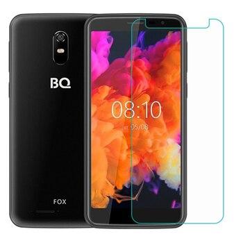 Перейти на Алиэкспресс и купить Мобильный 9H закаленное стекло для BQ BQ-5004G Fox 4,95 дюймСтеклянная Защитная пленка для экрана Защитная крышка
