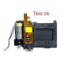 Original 5D2 5DII  Shutter Unit with Blade Curtain Driver Motor For Canon 5D Mark II / 2 Camera Replacement Spare Parts