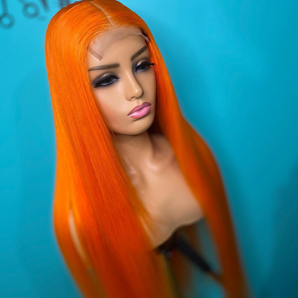 sintético para as mulheres com natural hairline peruca diária 180% densidade