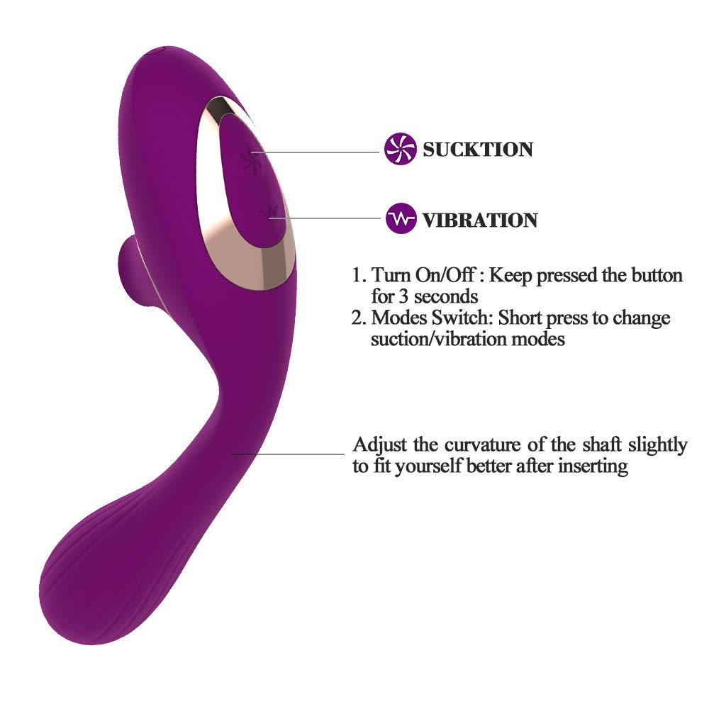 Nipple Sucking Vibrator Double Bullet Vibrators For Women Clitoris Stimulator Pussy Licking Toy Vibro Panties G Spot Womanizer in Vibrators from Beauty Health