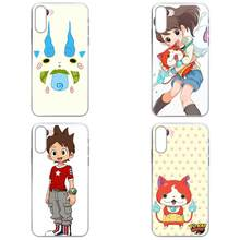 Soft Case Mobiele Youkai Horloge Anime Wallpaper Cool Voor Galaxy Grote A3 A5 A7 A8 A9 A9S On5 On7 Plus pro Ster 2015 2016 2017 2018(China)
