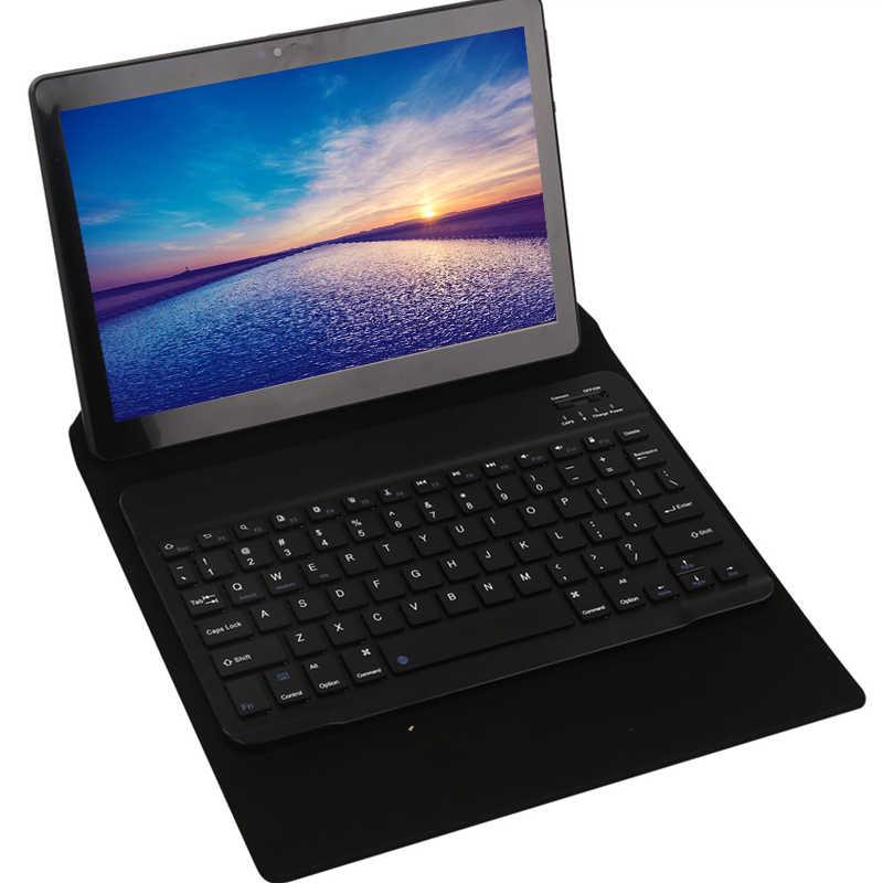 3G Tablet z funkcją telefonu pc 10 Cal z systemem Android 9.0 telefon otrzymać telefon zwrotny od tabletek 8 rdzeń 6GB pamięci RAM 128GB ROM WIFI GPS do gier Tablet FHD 1280x800 ekran