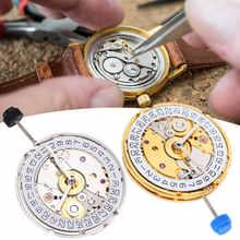 Mouvement mécanique automatique de la montre st2130, pièce de rechange, Kit d'accessoires et d'outils de réparation pour horloger, 2824