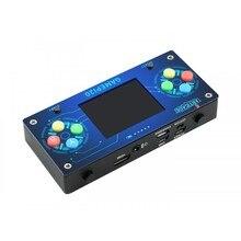 GamePi20 Tiện Ích Cho Raspberry Pi Bằng Không Xây Dựng GamePi20 Người Chơi Di Động Mini Video Game Tay Cầm Nón 2.0inch IPS