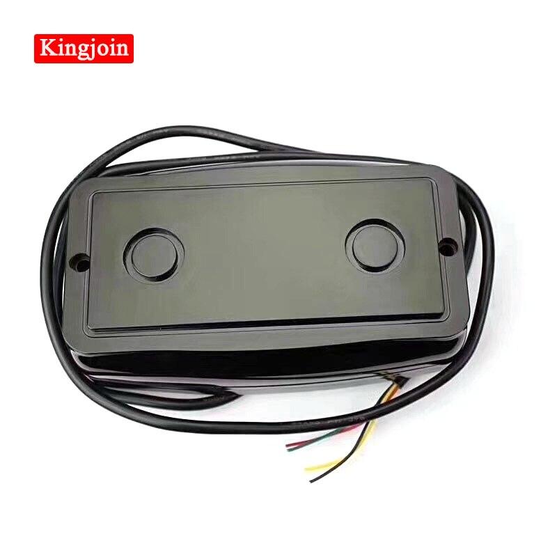 Kingjoin Radar Vehicle Detector Barrier Sense Controller Replace Loop Detector Vehicle Detector No Need Loop Cable