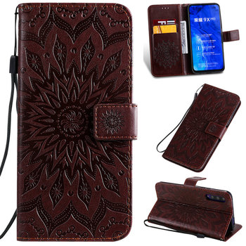 Honor 9 X Honor 9X Premium Flip Case Phone Cover 3D Embossing Wallet for Huawei Honor 9X Pro Case Honor9X X9 Leather Case Funda фото