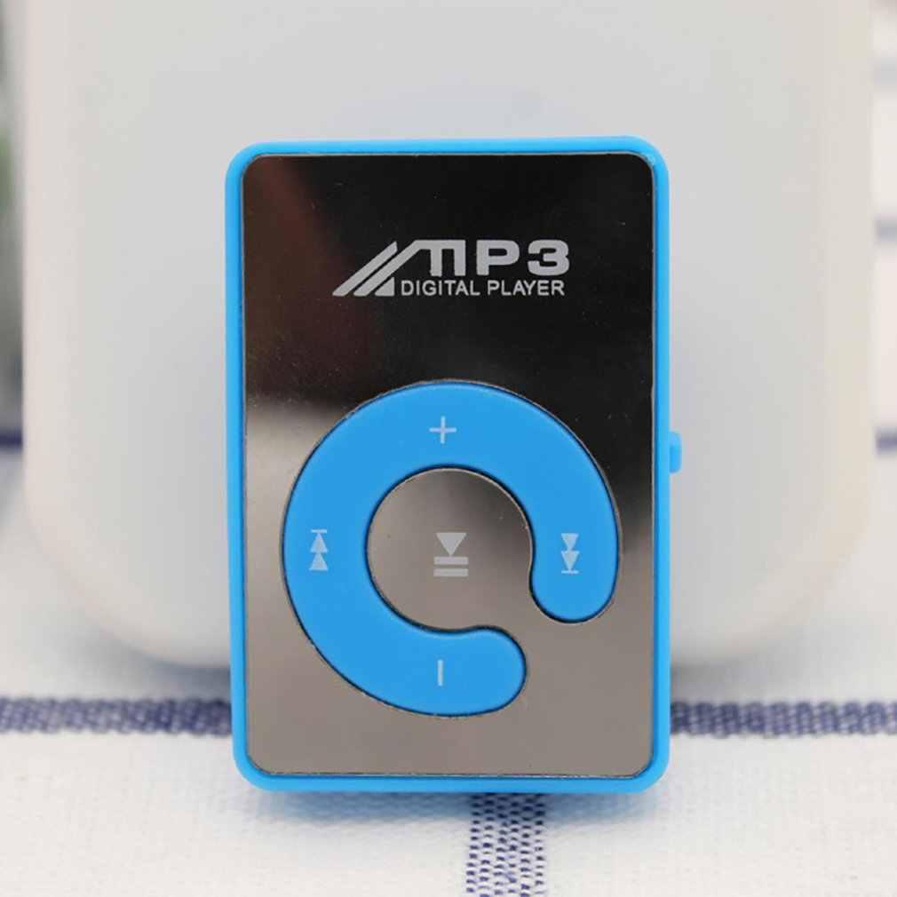 Di Động Mini KẸP USB MP3 Người Chơi Âm Nhạc Truyền Thông Hỗ Trợ Micro SD TF Thẻ Thời Trang Hifi MP3 Thể Thao Ngoài Trời