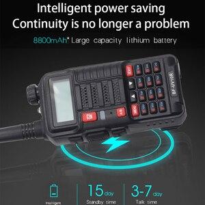 Image 3 - Professionale Walkie Talkie Baofeng UV 10R 10km 128 Canali VHF UHF Dual Band Bidirezionale CB Ham Radio Baofeng UV 10R