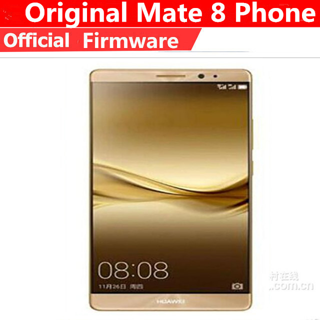 Huawei Mate 8/hisilicon Kirin 950 4G LTE 128GB GSM/WCDMA/LTE NFC Adaptive Fast Charge