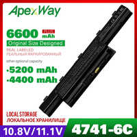 Batteria Per Acer Aspire AS10D31 AS10D81 V3-571G v3-771g AS10D51 AS10D61 AS10D71 AS10D75 5741 5742 5750 5551G 5560G 5741G 5750G