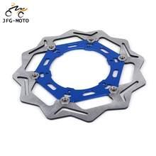 Rotors de disques de frein pour moto, 270mm, pour YAMAHA YZ250 WR250 YZF250 YZ250F WRF250 WR250F YZF426 YZF450 WRF426 WRF450