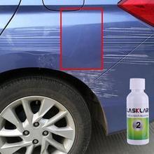 Mantenimiento de cuidado de pintura removedor de arañazos pesados pulido de cera para reparación de coches de 20ML