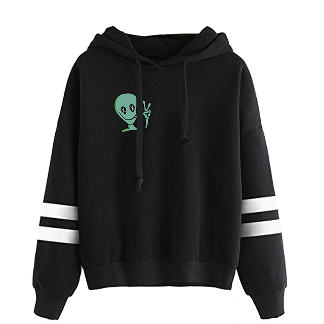 BOBBY MARES THEMED STRIPED HOODIE (28 VARIAN)