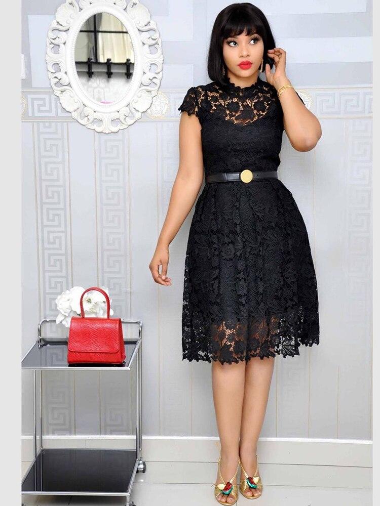 2020 New summer african fashion dresses for women Abaya Dubai kaftan caftan American clothing ropa africana mujer vestido