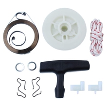 Recoil Pull Starter Spring Pulley Handle Grip Rope Kit For STIHL MS180 MS170 MS210 MS230