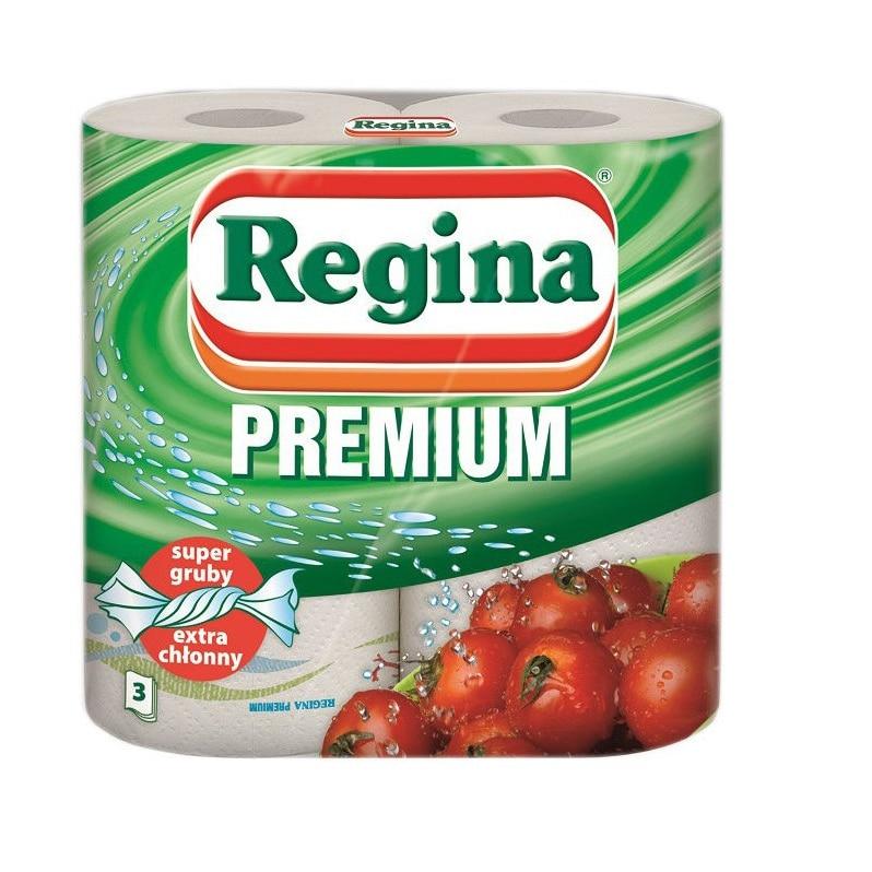 Paper Kitchen Towel Regina, 413405, With Premium Decoration, 3 Layers