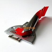 Edge Plain Tape Bindmiddel + Naald plaat Voor Extra zware materiaal autostoel