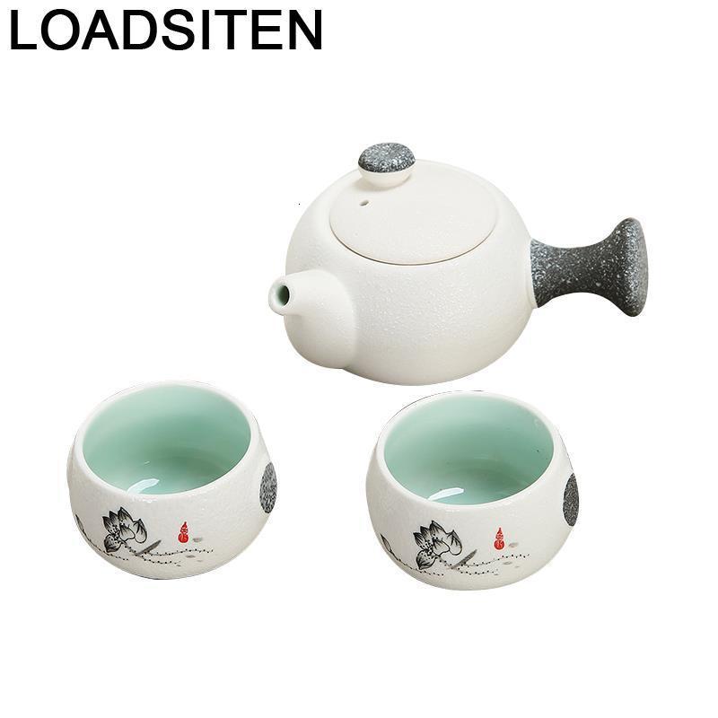 Travel Kuchnia China Gongfu Dekoration Vintage Mutfak With Infuser Accessories Teaset Kitchen Teaware Pot Teapot Chinese Tea Set|Teaware Sets| |  - title=