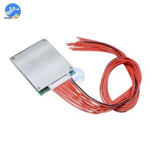 Image 2 - 13S 35A 48V Li ion lityum 18650 pil paketi BMS PCB kartı PCM dengesi entegre devreler kurulu Arduino için