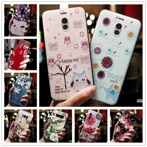 For Oneplus 7T Case 3D Flower Silicone Emboss Phone Cover For One plus 7 Pro 5t 6 cases oneplus6T oneplus5 oneplus6 oneplus7t(China)