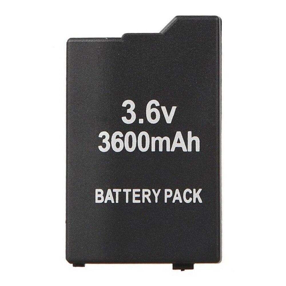 Batterie de remplacement 3600mAh pour Sony PSP2000 PSP3000 PSP 2000 3000 PSP S110 manette pour PlayStation contrôleur Portable