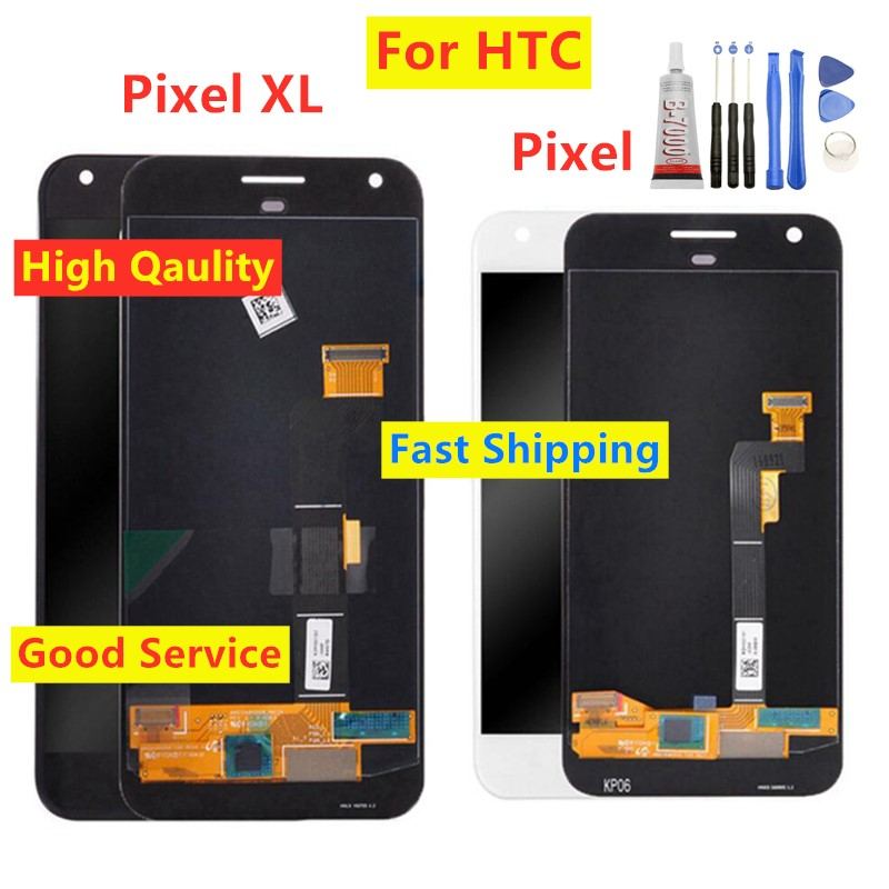 NEW For HTC Nexus S1 <font><b>Google</b></font> <font><b>Pixel</b></font> <font><b>LCD</b></font> Replacement For HTC Nexus M1 <font><b>Google</b></font> <font><b>Pixel</b></font> <font><b>XL</b></font> <font><b>LCD</b></font> Display Touch <font><b>Screen</b></font> Digitizer Assembly image