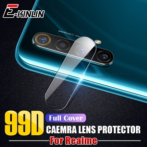 Clear Back Camera Lens Protective For OPPO Realme 3i 3 5s 5 6 Pro Q X50 XT X2 X Lite Tempered Glass Screen Protector Film(China)
