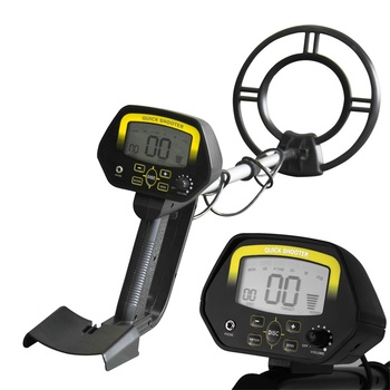 KKmoon MD4030 MD4060 Pinpointing Underground Metal Detector for Hunting Treasure and Gold
