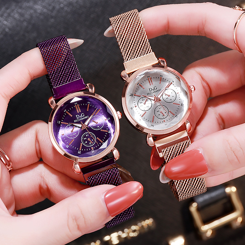 2020 New Women Watches Starry Sky Ladies Bracelet Watch Casual Luxury Milan Quartz Wristwatch Clock Relogio Feminino