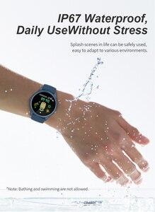 Image 4 - Hopofit R7 חכם שעון נשים עמיד למים כושר 2021 Bluetooth שיחת גברים Smartwatch שעון Mi Xiaomi אנדרואיד Huawei