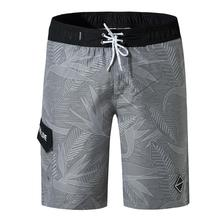Trunks Men's Beach Shorts Quick Dry Swim Trunks Men Board Shorts With Pockets Quick-drying Surfing Shorts Plus Size Shorts Male
