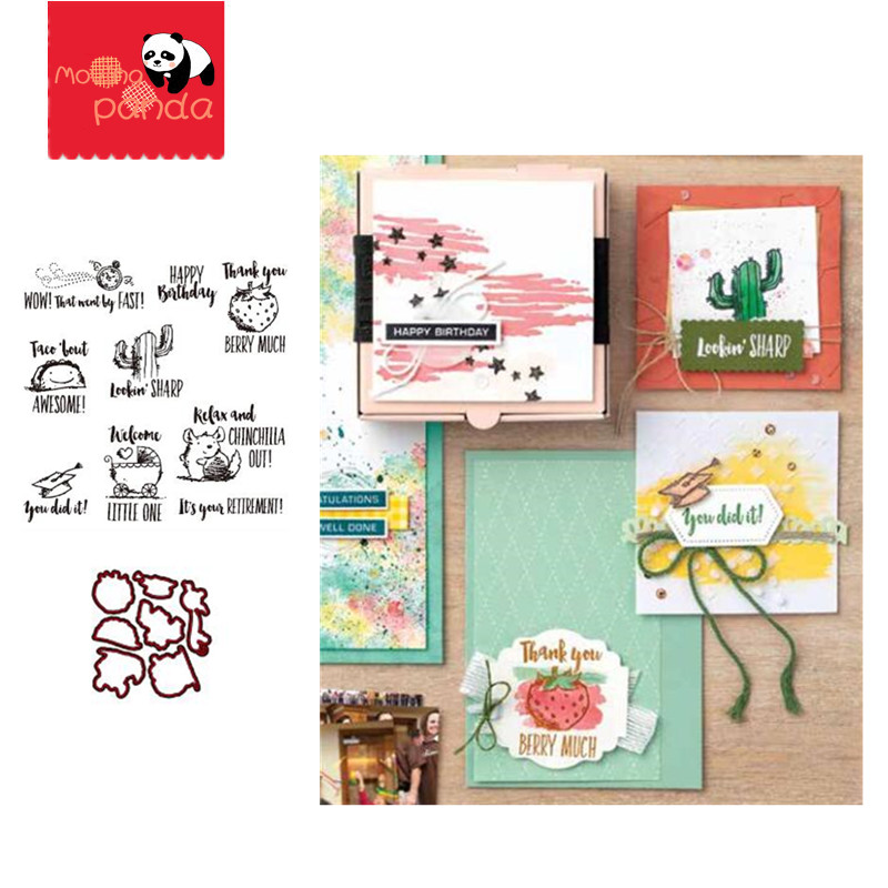 MP069 Advice Metal Cutting Dies And Stamps For Scrapbooking Stencils DIY Album Cards Decoration Embossing Folder Die Cuts Tools