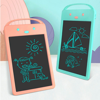 8.5 inch LCD hand-held writing board with light Childrens smart blackboard graffiti Writing Tablet Digital