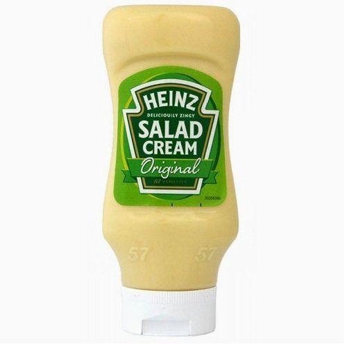 Haut Heinz Crème Salade De Down 460g