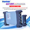 Hantek 6074BE (Serie Kit ICH) 4CH 70MHZ Standard ausgestattet über 80 arten von automotive messung funktion USB2.0-in Oszilloskope aus Werkzeug bei
