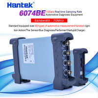 Hantek 6074BE(Series Kit I) 4CH 70MHZ Standard equipped over 80 types of automotive measurement function USB2.0