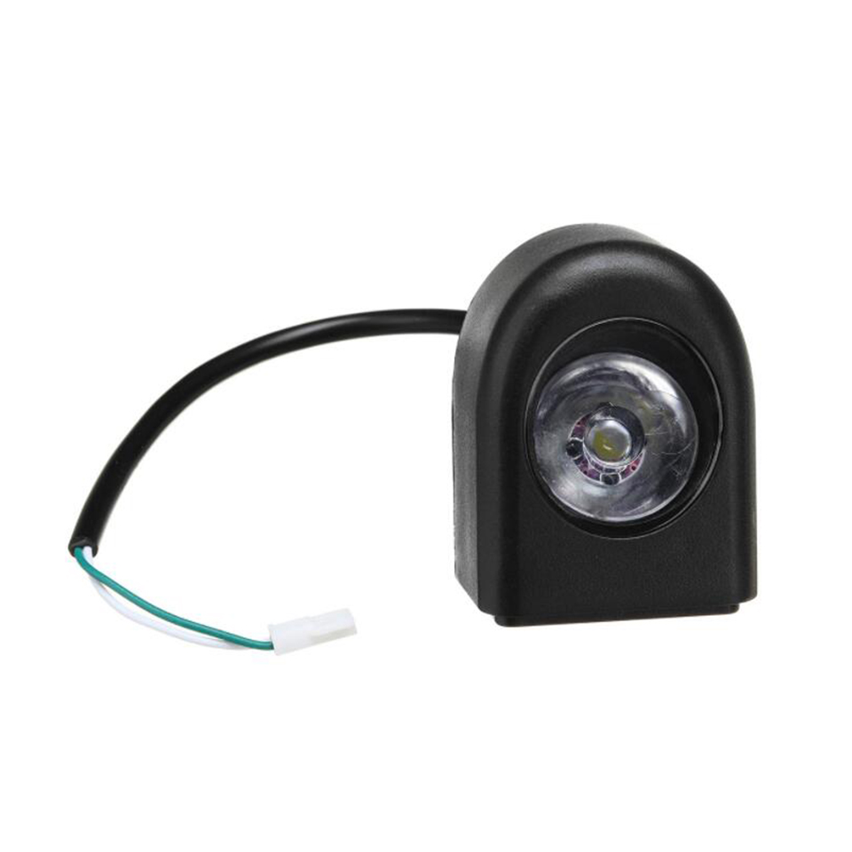 8.5 Inch LED Front Light Spotlight Electric Scooter Headlights Handlebar Lamp For Xiaomi Mijia M365 Electric Scooter Parts