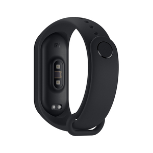 Image 4 - Original Xiao mi mi Band 4 และ 3 สมาร์ทสายรัดข้อมือ mi band สร้อยข้อมือ Heart Rate Fitness Track หน้าจอสัมผัส pulsera intelgent นาฬิกา