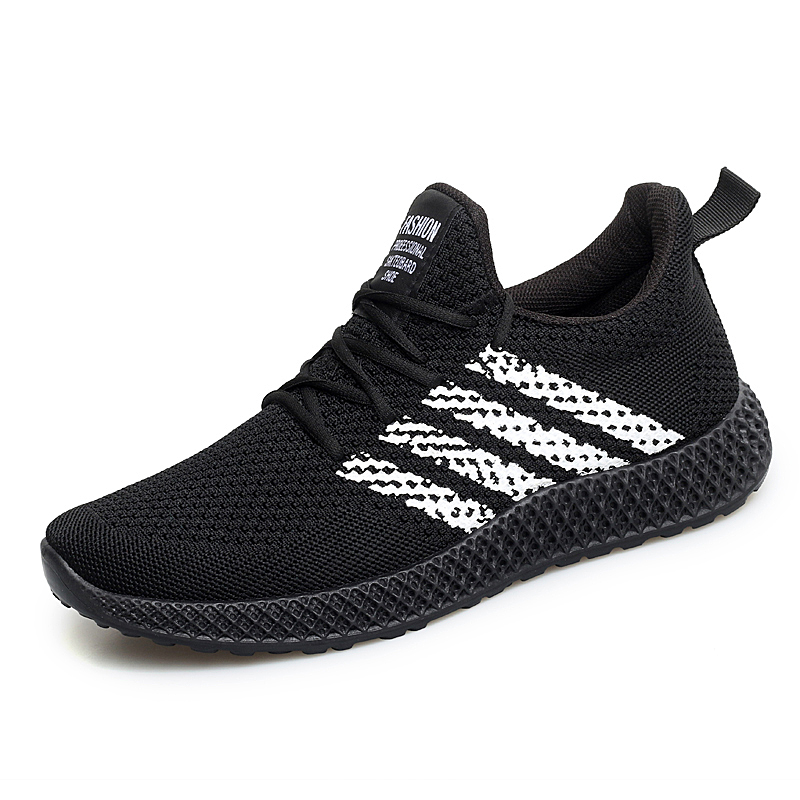 New 2020 Mesh Men Sneakers Casual Shoes Lac-up Men Shoes Lightweight Comfortable Breathable Walking Sneakers Zapatillas Hombre