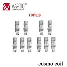 5pc/10pc Evaporators Coils Vaptio COSMO COIL 1.6ohm/ 0.7ohm Output 10-23W FOR Vape COSMO/COSMO PLUS Kit E cigarette Vaporizer
