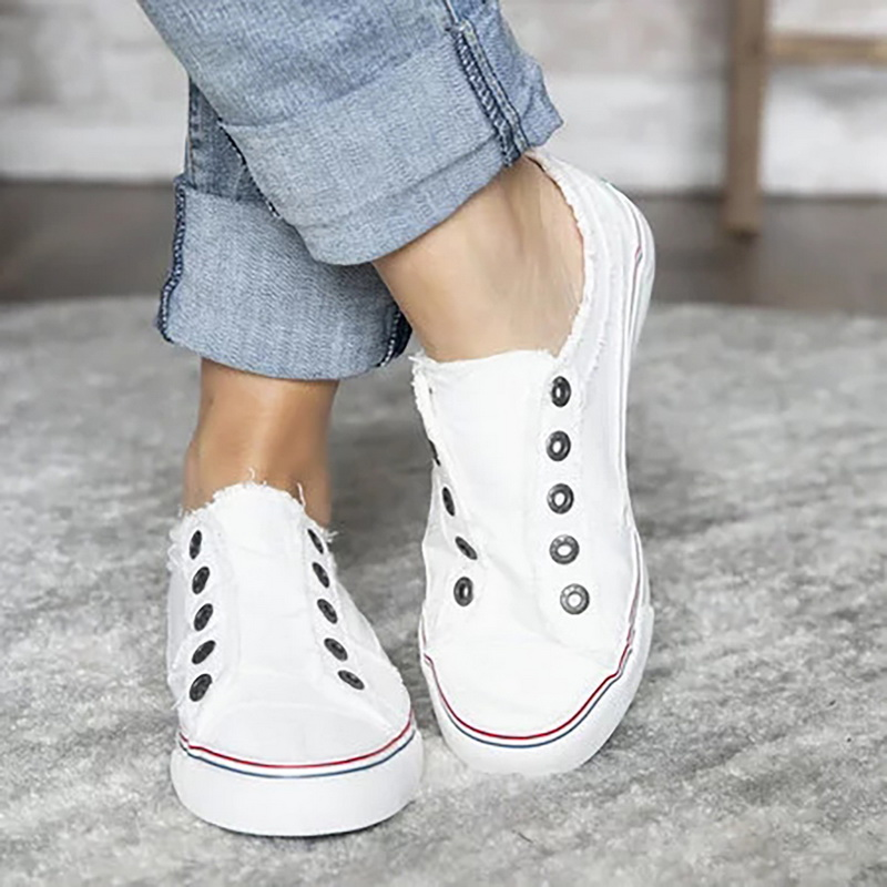 CYSINCOS Hot Women Sneakers Shoes Woman Fashion Vulcanize Shoes White Sneakers Torridity Casual Zapatillas Mujer